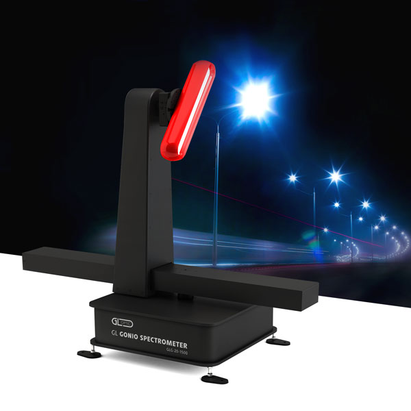 Spectrometer adds dimension to goniometric characterization of SSL lamps and luminaires