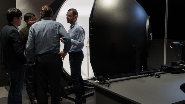 GL Optic Luminous Flux Measuring System