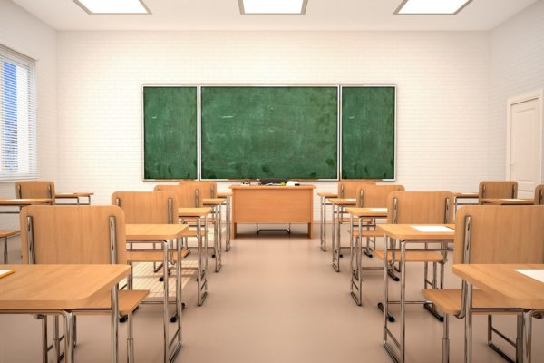 Verifying indoor LED lighting for classrooms. Standard requirements, available instruments and new quality considerations