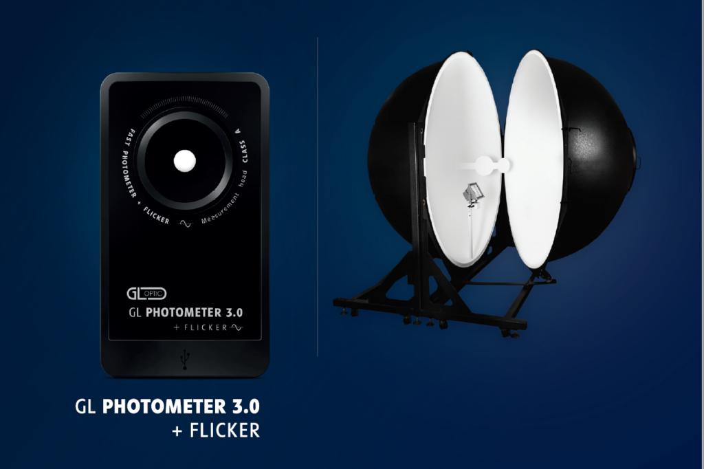 GL Photometer 3.0 flicker measurement